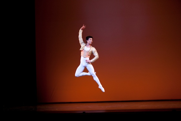 Chengwu Guo. Photo: Lisa Tomasetti