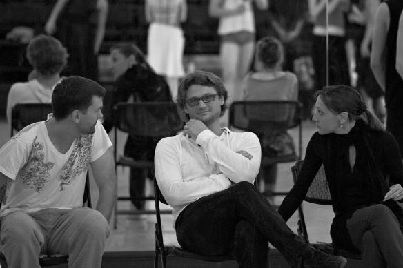 West Australian Ballet artistic director Aurelien Scannella