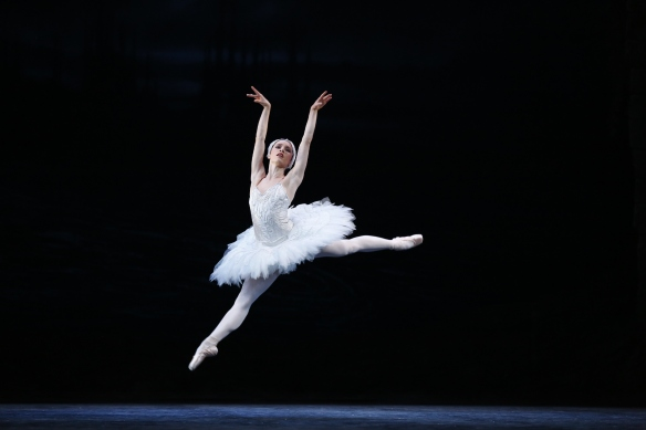 Lucy Green as Odette. Photo: Evan Li