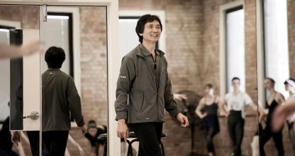 Queensland Ballet artistic director Li Cunxin