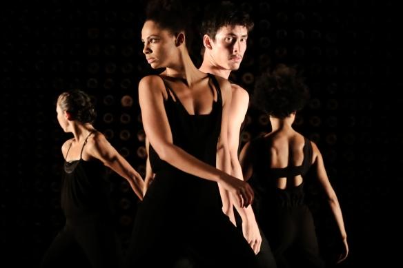 Shaun Parker & Company's Am I. Photograph: Prudence Upton