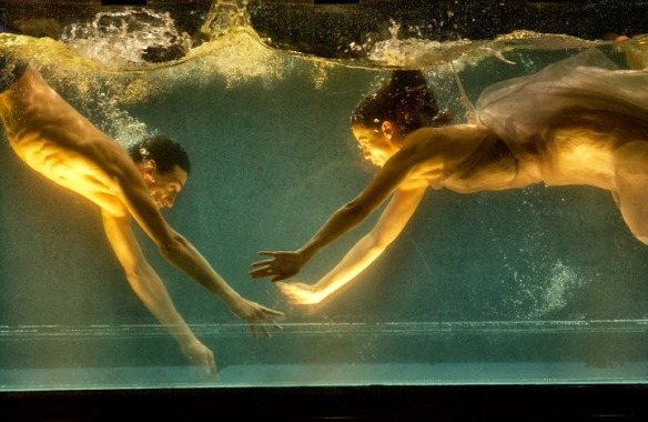 Dido & Aeneas. Photo: Sebastian Bolesch