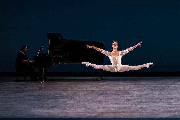 Joseph Gorak in Seven Sonatas. Photo: Darren Thomas, Photo Co