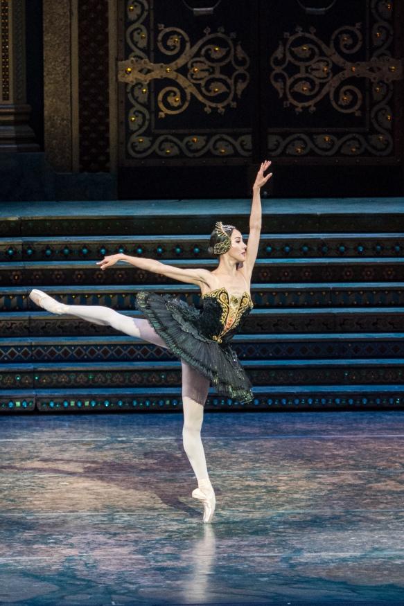 Hee Seo in American Ballet Theatre's Swan Lake