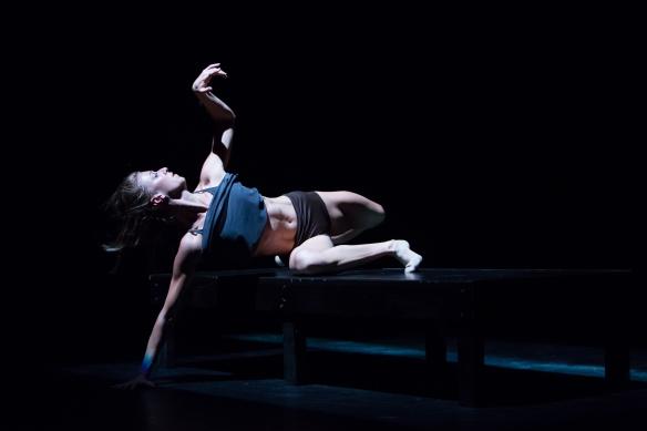 Juliette Barton in her solo Scrutineer. Photo: Jack Saltmoras