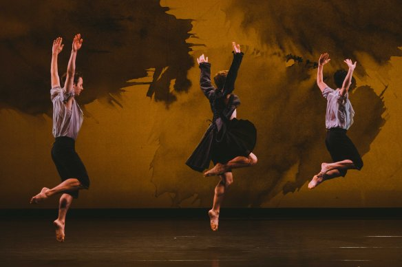 Double, from Mark Morris's Mozart Dances
