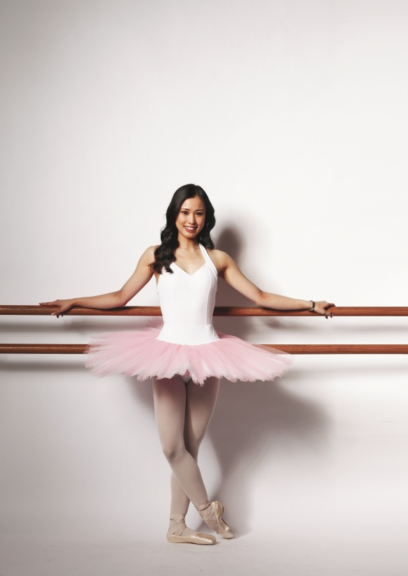 Ako Kondo, The Australian Ballet's newest principal. Photo: James Braund