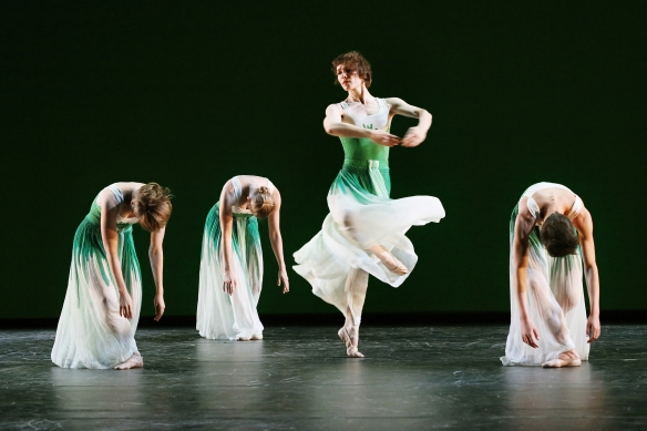 Mark Morris Dance Group in Pacific. Photo: Prudence Upton