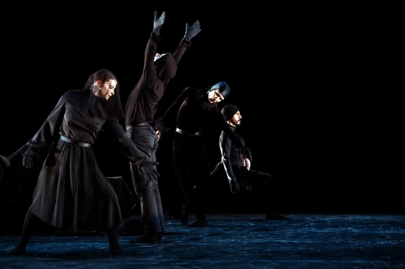 Mark Morris Dance Group in Whelm. Photo: Prudence Upton