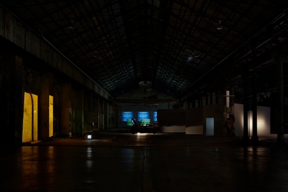 The setting for 24 Frames per Second at Carriageworks