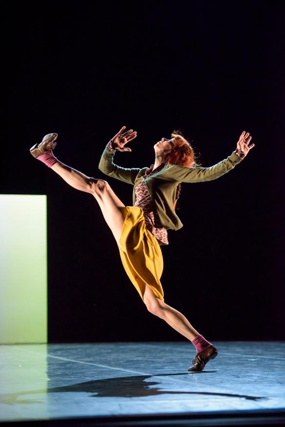 Sylvie Guillem in Mats Ek's Bye. Photo: Bill Cooper