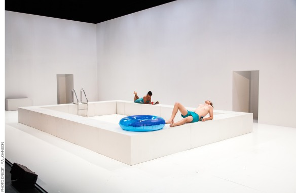 Sydney Theatre Company-Malthouse Theatre's Love and Information. Photo: Pia Johnson