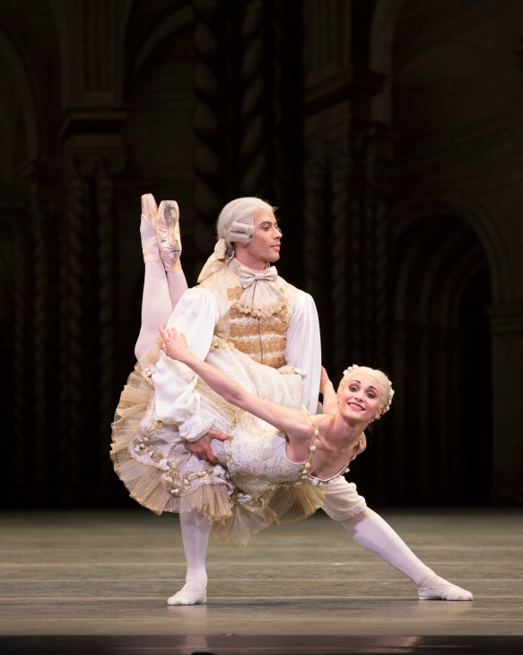 Alexei Ratmansky's The Sleeping Beauty