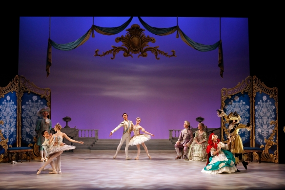 Storytime Ballet The Sleeping Beauty. The Australian Ballet 2015. photo Jeff Busby 01