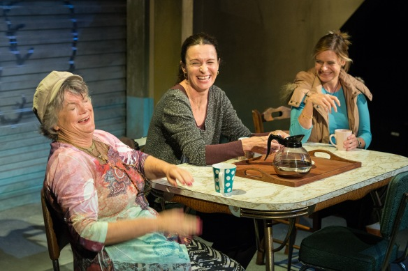 Gael Ballantyne, Tara Morice and Jane Phegan in GOOD PEOPLE, photos by Clare Hawley-26