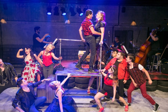 Grease Company -- (pic Michael Francis