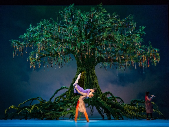 QPAC_The_Royal_Ballet_The_Winter's_Tale_Francesca Hayward & Steven McRae
