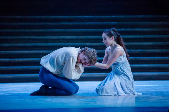 Romeo and Juliet, by the Royal New Zealand Ballet.