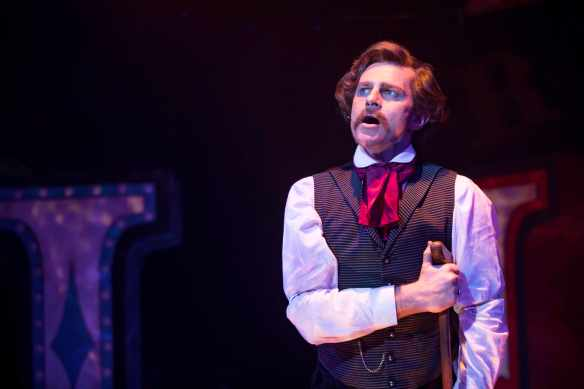 David Campbell in ASSASSINS (c) Phil Erbacher