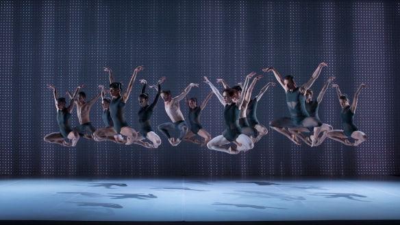Sydney Dance Company's 2 One Another. Photo by Peter Greig