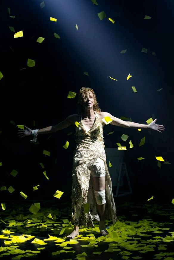 Heather Mitchell Solo Confetti - credit Brett Boardman
