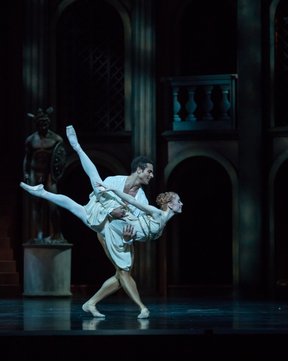 QB Romeo and Juliet