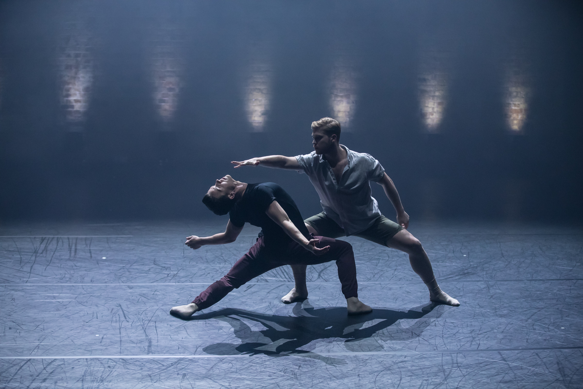 QB Company Artists Jack Lister and Rian Thompson_From Within Amy Hollingsworth_Photography David Kelly