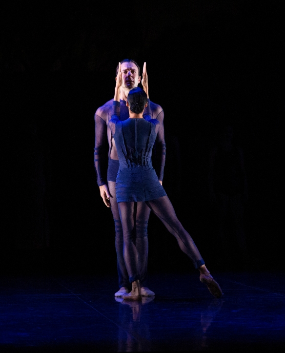 Matthew Lehmann and Dayana Hardy Acuna in In Light and Shadow. Photo by Sergey Pevnev (3)